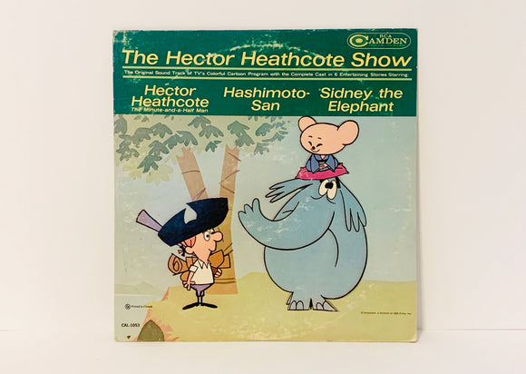 1964 The Hector Heathcote Show Record Original