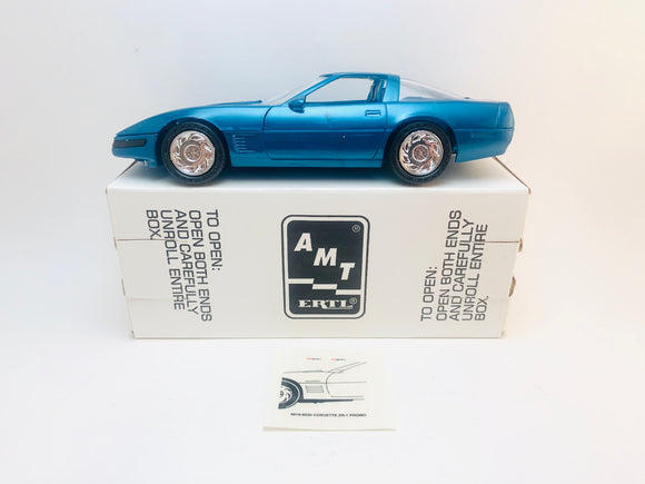 1996 Corvette Coupe AMT ERTL Promo Car NIB