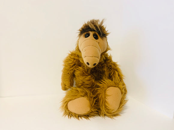 "1986 ALF 17"" Plush by Alien Productions"