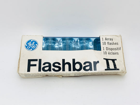 GE Flashbar 2 for Polaroid sx-70 Land Cameras