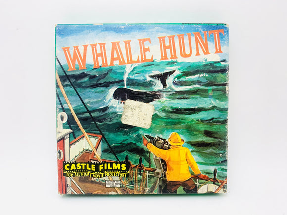 Whale Hunt, 8MM, by Castle Films