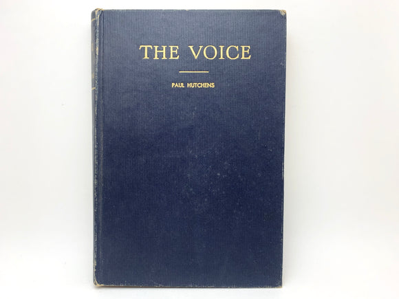 1945 The Voice by Paul Hutchens