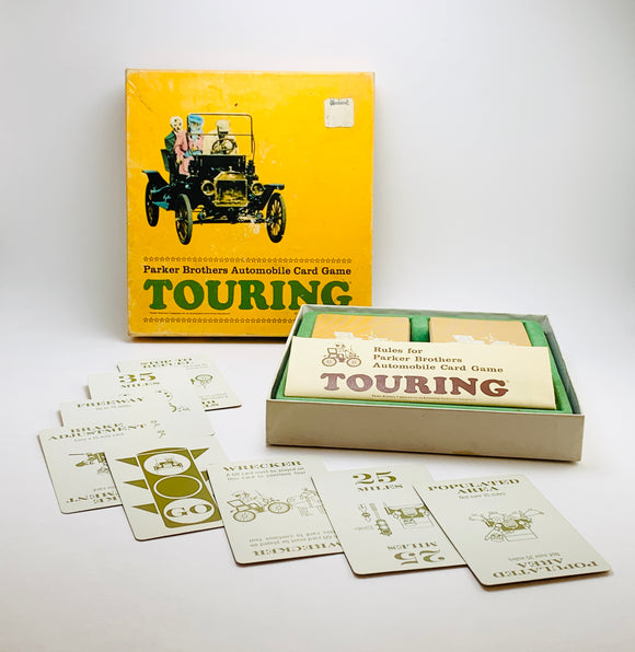 1965 Touring, Parker Brothers Automobile Card Game