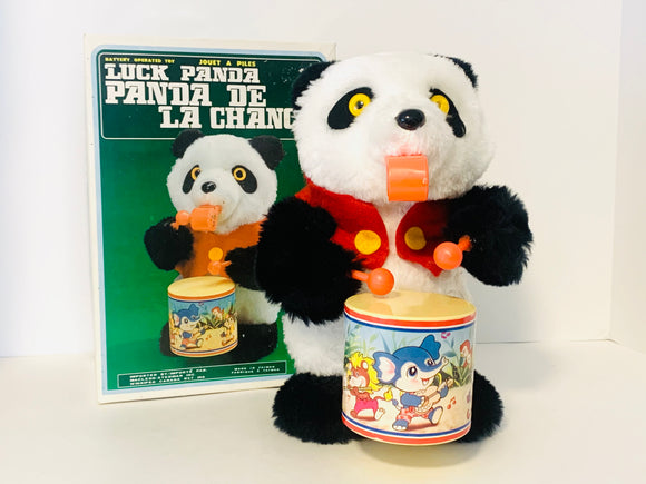 Luck Panda in Original Box