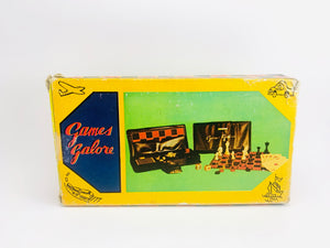 1960's Games Galore Made in Hong Kong