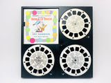 1973 Donald Duck GAF Talking View Master Reels