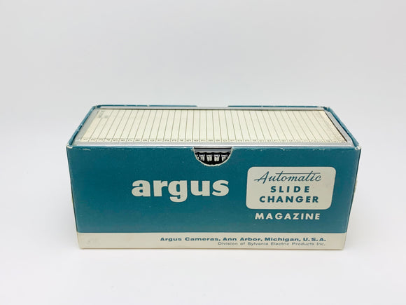 Argus Automatic Slide Changer Magazine