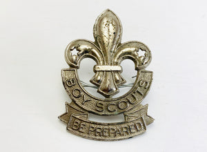 1963-68 Boy Scouts Patrol Leader Hat Badge