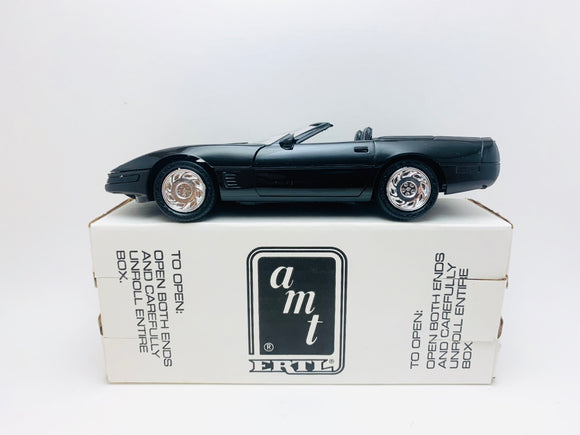 1995 Chevrolet Corvette Convertible AMT ERTL Promo Car NIB