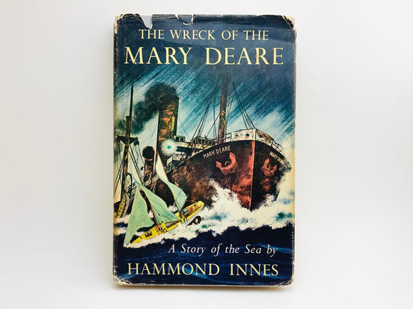 1956 The Wreck Of The Mary Deare by Hammond Innes