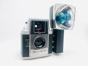 1958 Bell & Howell Electric Eye 127 Film Camera