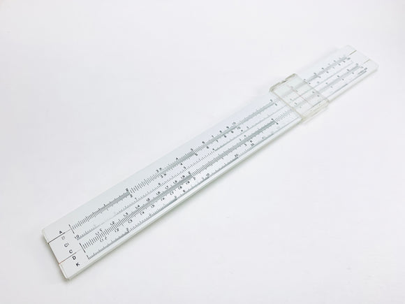 1970's ALCO 305 Basic Mannheim Slide Rule