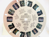 1953 The Coronation of Queen Elizabeth II - 3 View Master Reels