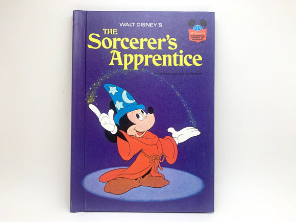 "1973 Walt Disney's ""The Sorcerer's Apprentice""From the motion picture Fantasia"