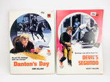 "2 1960's Cleveland Westerns, ""Danton's Day"" and ""Devil's Segundo"""