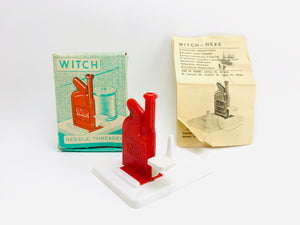 "1960's ""Witch"" Automatic Needle Threader made in Western Germany"