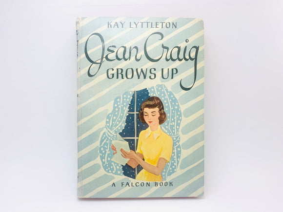 1948 'Jean Craig, Grows Up' by Kay Lyttleton