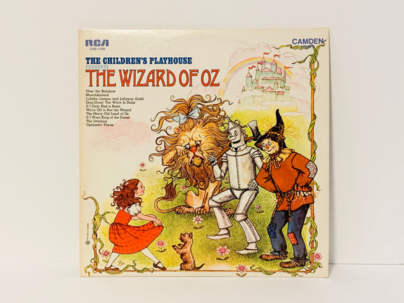 1969 The Wizard of Oz, Vinyl Record