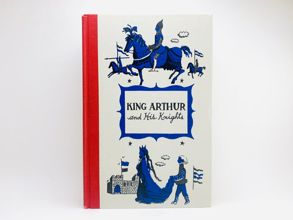 1955 King Arthur And His Knights by Henry Frith