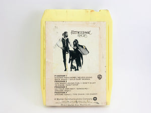 Fleetwood Mac Rumours 8 Track Stereo Tape