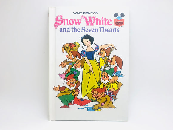 1973 Walt Disney's Snow White and the Seven Dwarfs
