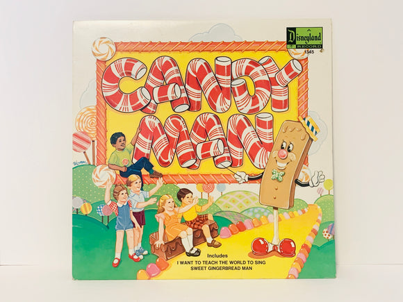1972 Candy Man Disneyland Record