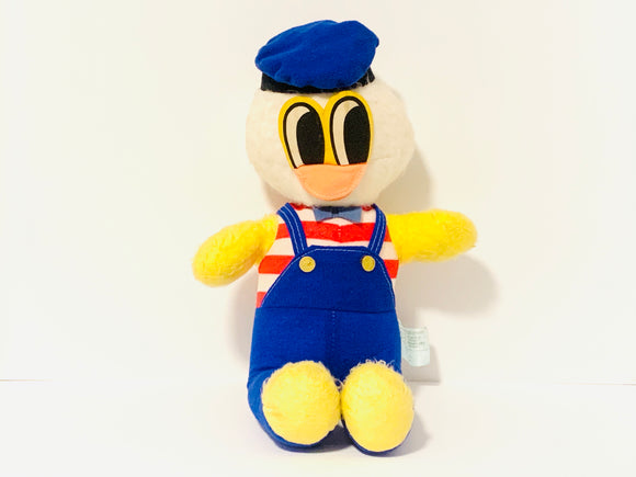 "1962 Donald Duck 17"" Plush Toy - Rare"