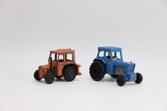 1970's Playart and Matchbox Tractors
