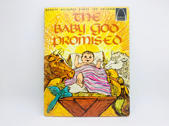 1976 The Baby God Promised, Arch Books