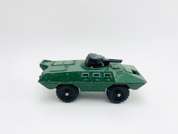 1970's Corgi Juniors Military Commando V100 Amphibian Assault Diecast Vehicle Tank