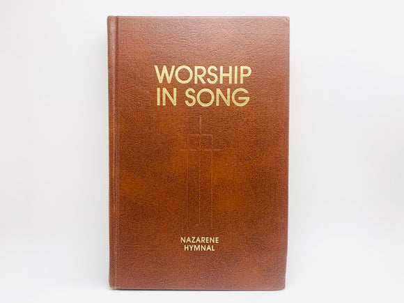 1972 Worship in Song, Nazarene Hymnal