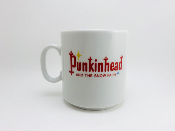 Vintage T Eatons Punkinhead and The Snow Fairy Mug