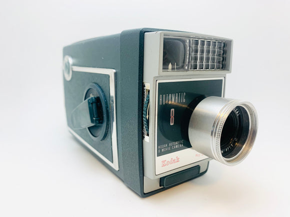 1962 Kodak Automatic 8 Movie Camera