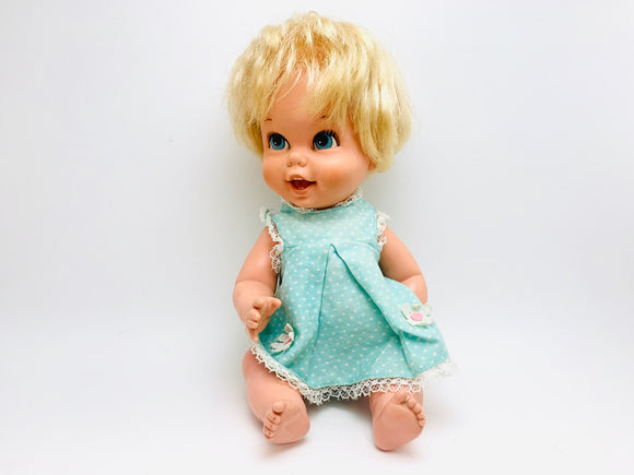 1967 Mattel Baby Small Talk Doll