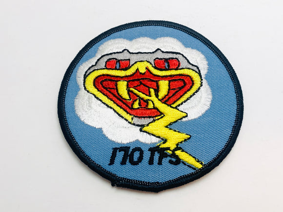 1972 170 TFS Tactical Fighter Squadron Embroidered Patch