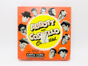 Abbott and Costello Comedies, Riot of Ice, 8MM, by Castle Films