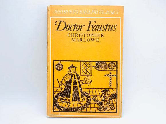 1969 Doctor Faustus, Christopher Marlowe
