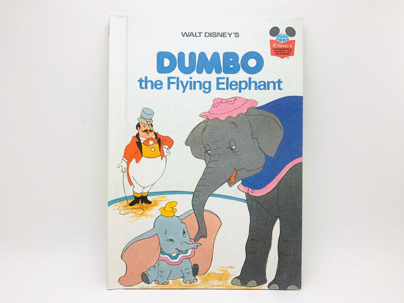 "1978 Walt Disney's ""Dumbo the Flying Elephant"""