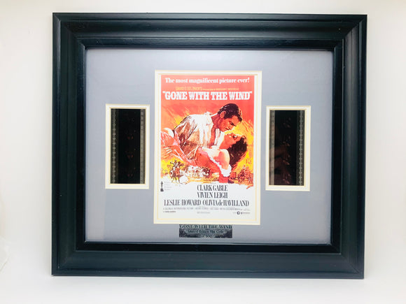 Gone With The Wind Limited Edition 1939 Film Cells #1 of 200