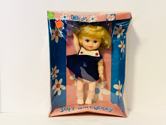 1970's Lovee Doll Daisy Luv In Original Box