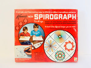 Original Kenner's Spirograph Set