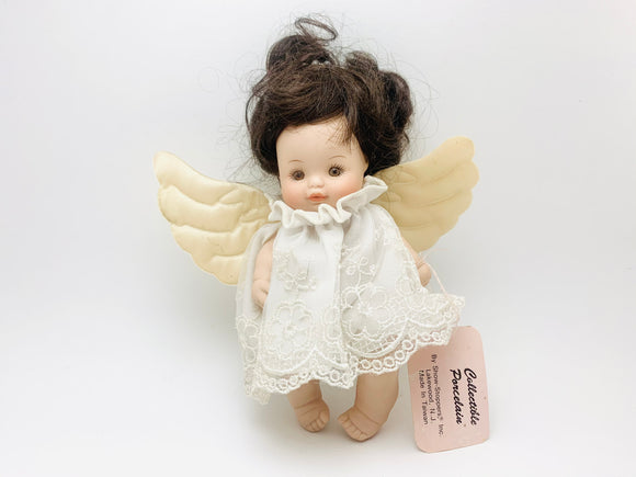 Vintage Show Stoppers Collectable Porcelain Angel Doll