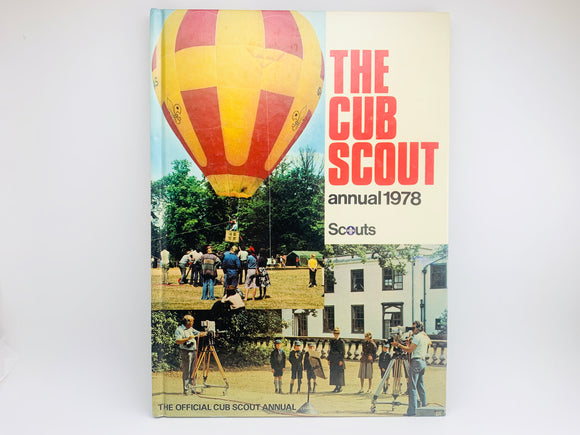 1978 The Cub Scout Annual