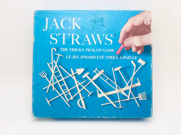 1970's Jack Straws, The Tricky Pick-Up Game