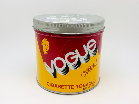Vintage Vogue Tobacco Tin