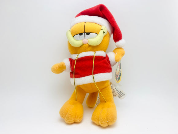 Russell Stover Garfield Santa