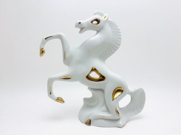 Vintage Porcellane Ceramiche Z Horse Made in Italy