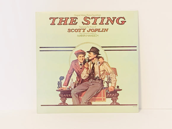 1974 The Sting Original Motion Picture Soundtrack Record