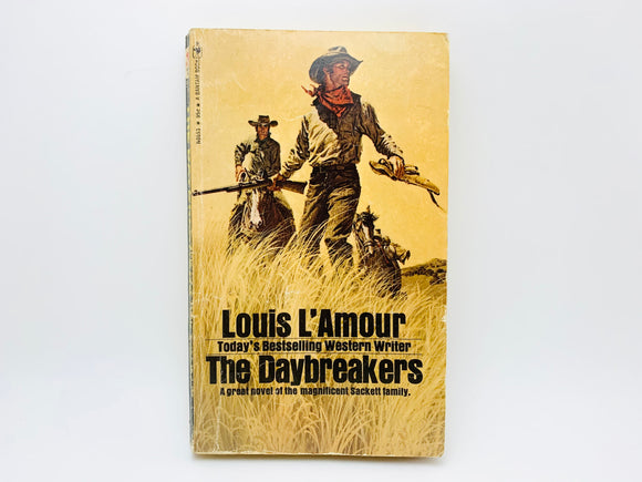 1971 Louis L'amour's The Daybreakers