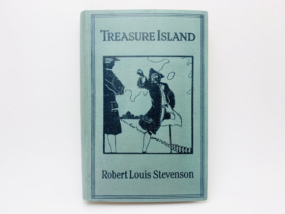 Treasure Island by Robert Louis Stevenson with Exercises and Test Questions